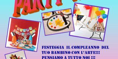 Compleanni per bambini a tema Arte a Taranto – PARTY ART
