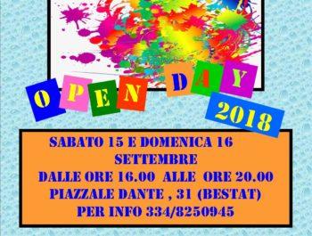CORSO DI DISEGNO E PITTURA PER BAMBINI a TARANTO – OPEN DAY 2018